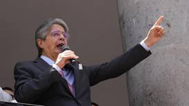 Presidente Lasso invitó a Leonidas Iza a dialogar en Carondelet