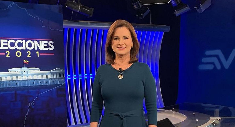 Teresa Arboleda se va de Ecuavisa