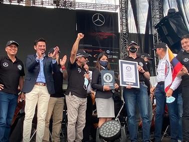 Quito ganó un nuevo Récord Guinness