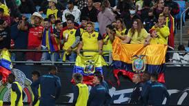 México vs Ecuador: en menos de seis minutos se marcaron dos goles