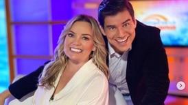 Úrsula Strenge vinculada sentimentalmente con su compañero de programa Isaac Delgado