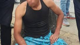 Ladrón pide perdón luego de que ciudadanos lograron atraparlo después de que él le robara a una joven