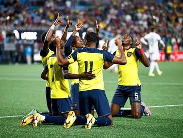 Después de seis años Ecuador vuelve a ganar a México, revive los goles