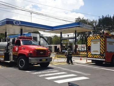 Se registra una explosión en San Bartolo, en el sur de Quito