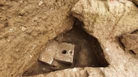 Encuentran inodoro de 2.700 años de antigüedad en lujoso palacio de Jerusalén